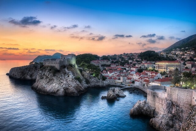 One day trip to Dubrovnik