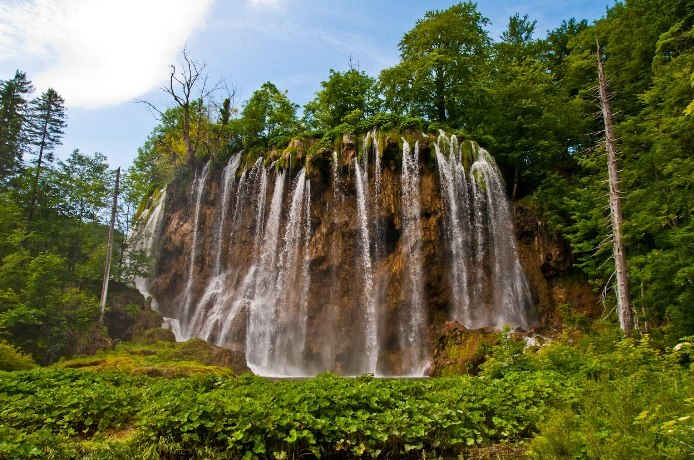 Plitvice Lake - Split taxi transfer