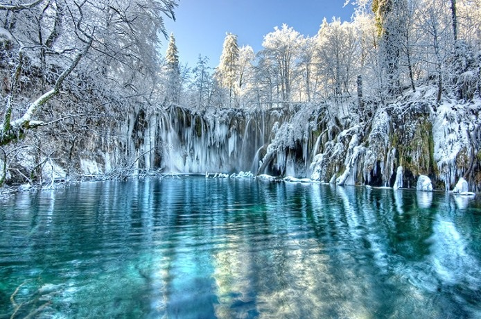 Plitvice Lake - the most beautiful national park in Europe